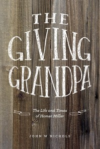 """The Giving Grandpa"" has been released!"