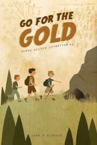 Go For The Gold Front Cover