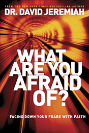 What are you afraid of cover
