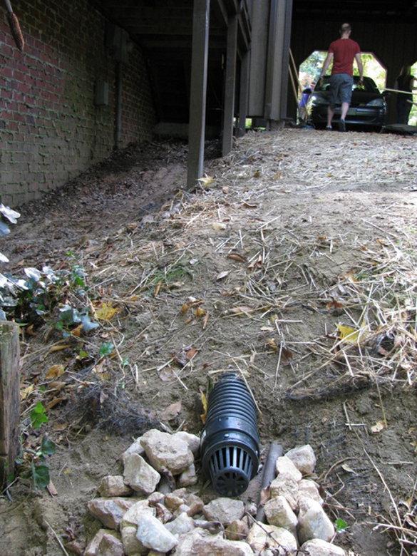 Yard Drainage (1)