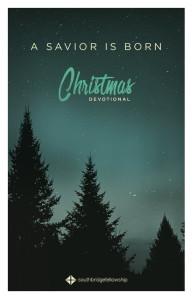 Christmas Devotional Cover