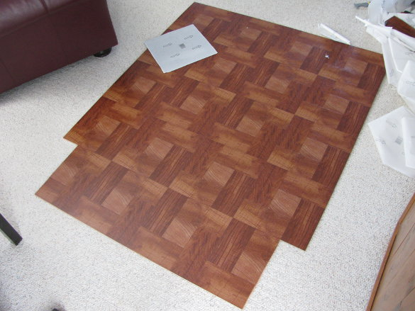 diy chair mat 12 - Office Chair Mat