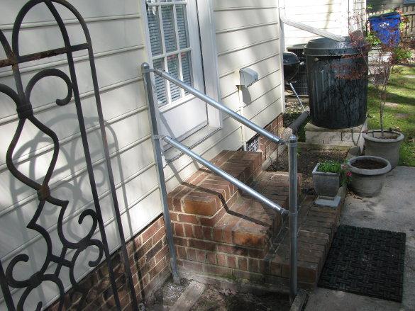 NicholsNotes DIY Handrail (11)