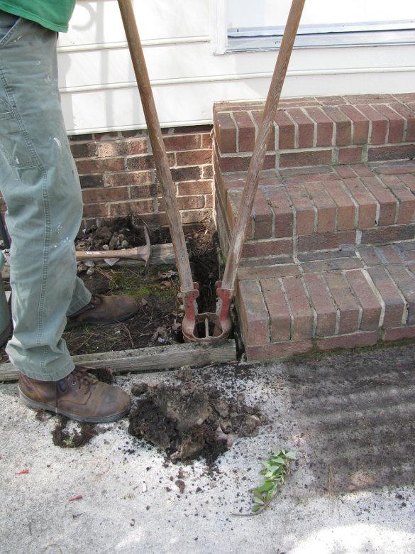 NicholsNotes DIY Handrail (15)