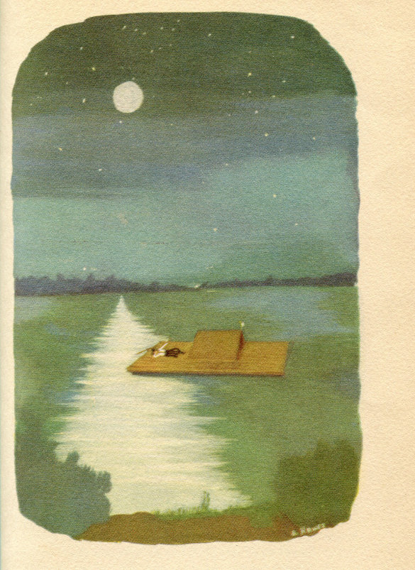 Life on the Creek  Building a Raft – Part 2