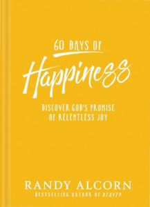Book Review- 60 Days of Happiness