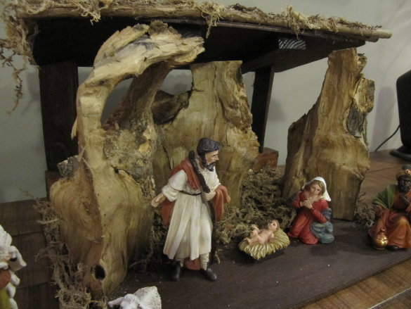 Nativity Stable (5)