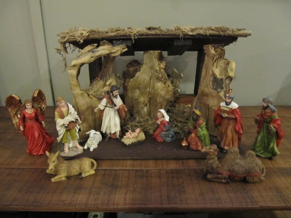 Nativity Stable (6)