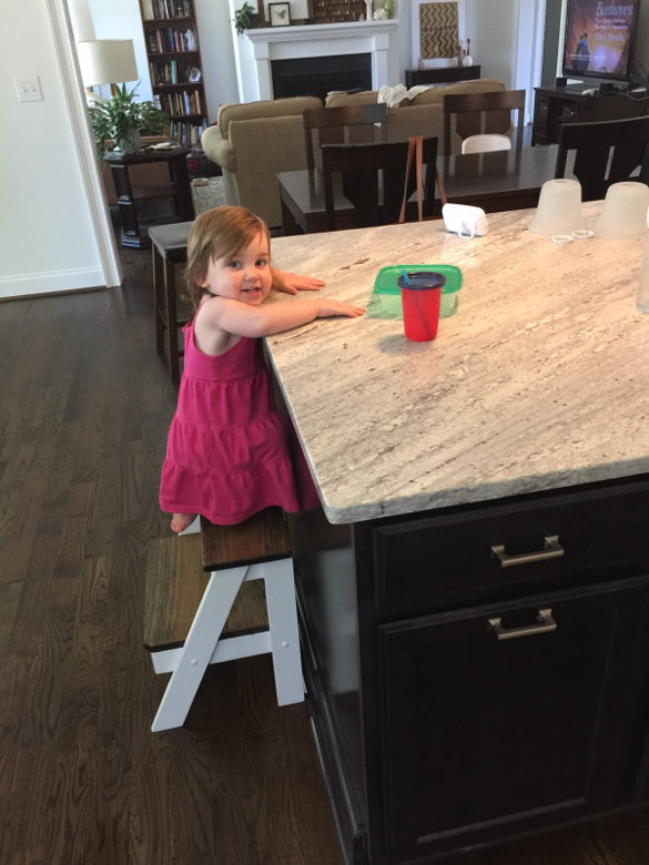 Step Stool In Use (1)