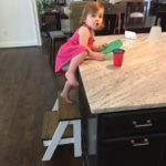 Step Stool In Use (2)