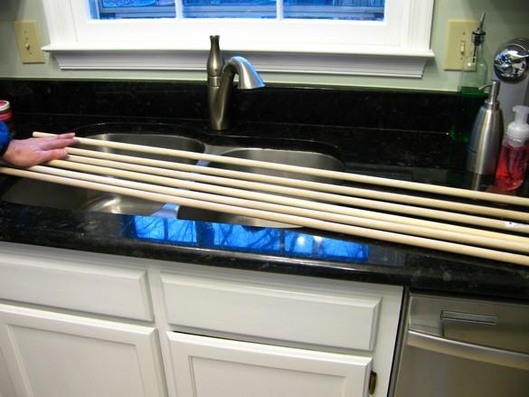 Kitchen Plant Shelf (25)