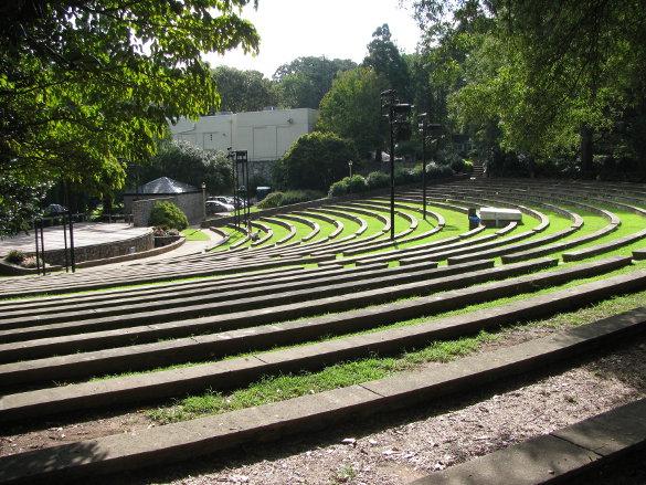 Raleigh rose garden god planted a garden for Raleigh little theater rose garden
