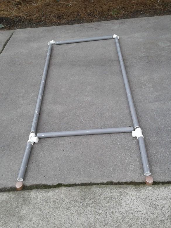 PVC Trellis (2)