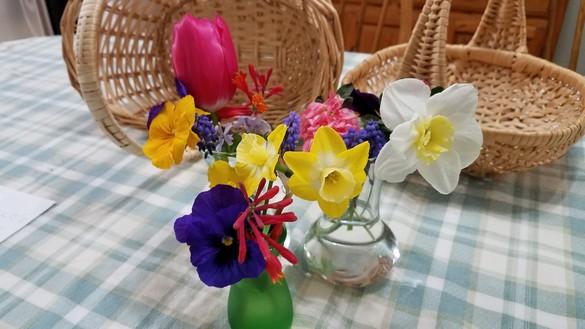 Easter Bouquets April 1 2018 (1)