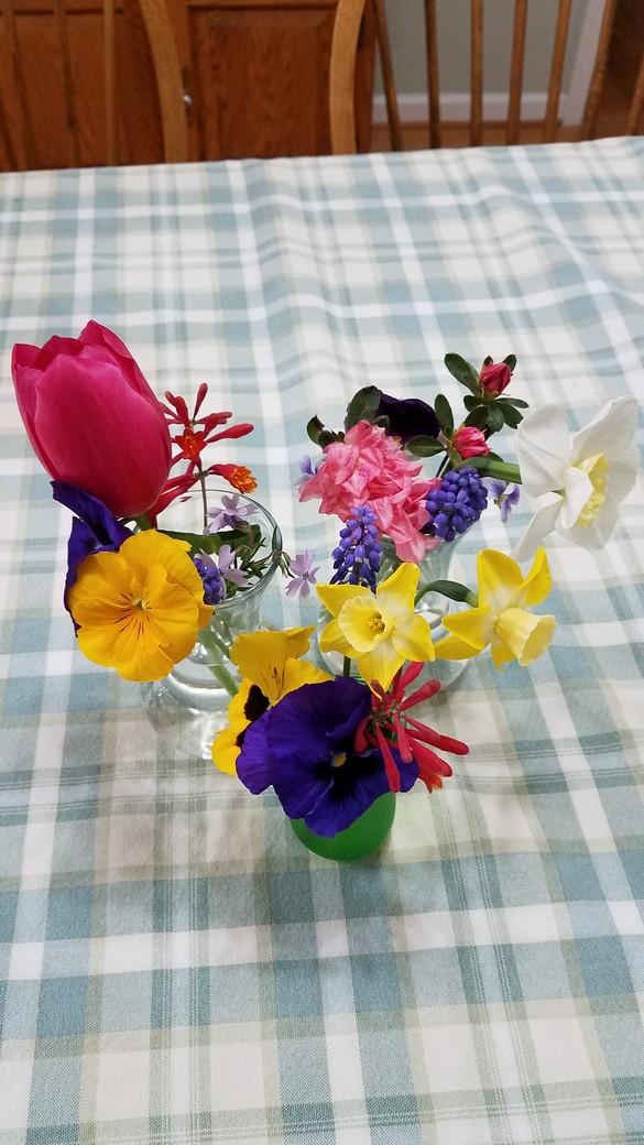 Easter Bouquets April 1 2018 (4)