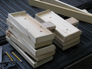 Deck Shelves 12
