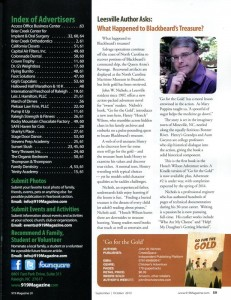 919 Magazine Article
