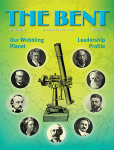 The Bent Spring 2016 Cover