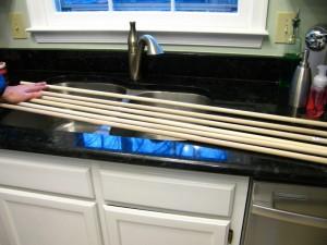 DIY Kitchen Plant Shelf (1)