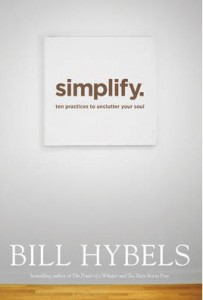 Book Review – Simplify