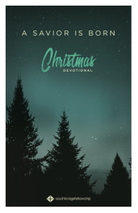 Christmas Devotional Cover