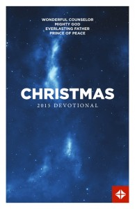 Southbridge Christmas Devotional 2015 Cover