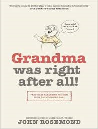 Book Review – Grandma was right after all!