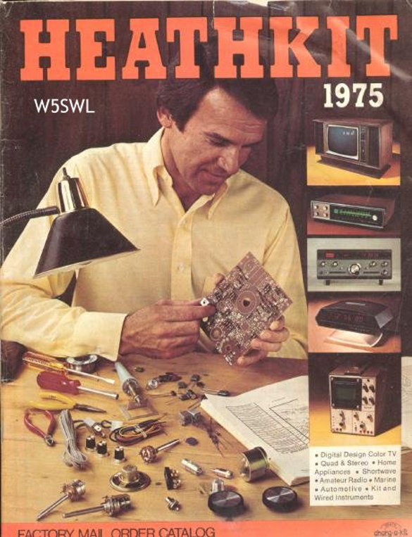 Heathkit Catalog 1975