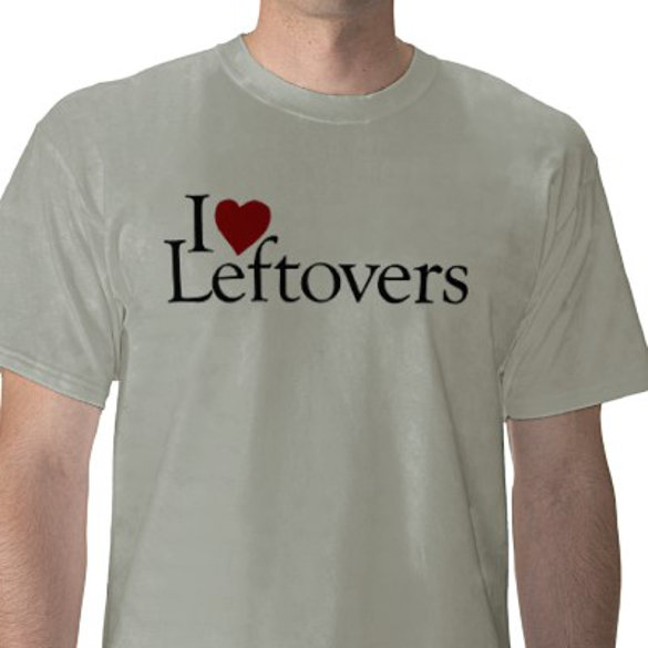 The Law of Leftovers