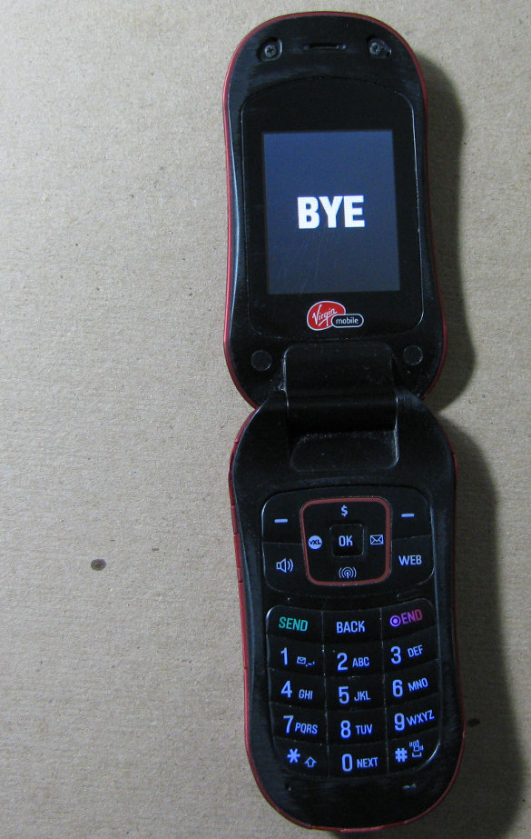 Faithful Cell Phone