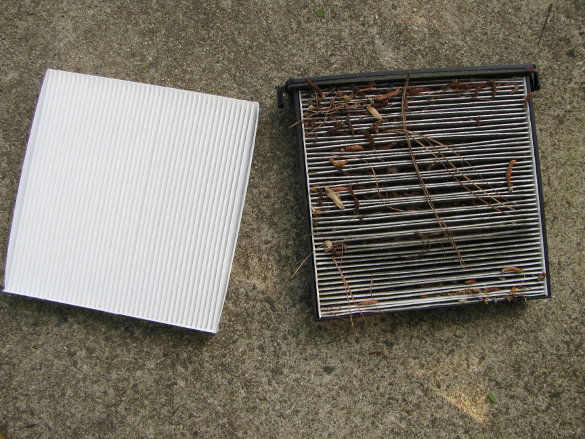 Honda Cabin Air Filter (3)