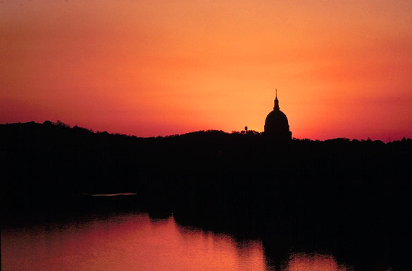 Capitol Dome © Jeffrey D. Nichols, All Rights Reserved