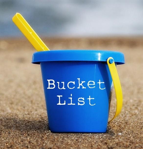 Fill the Bucket List