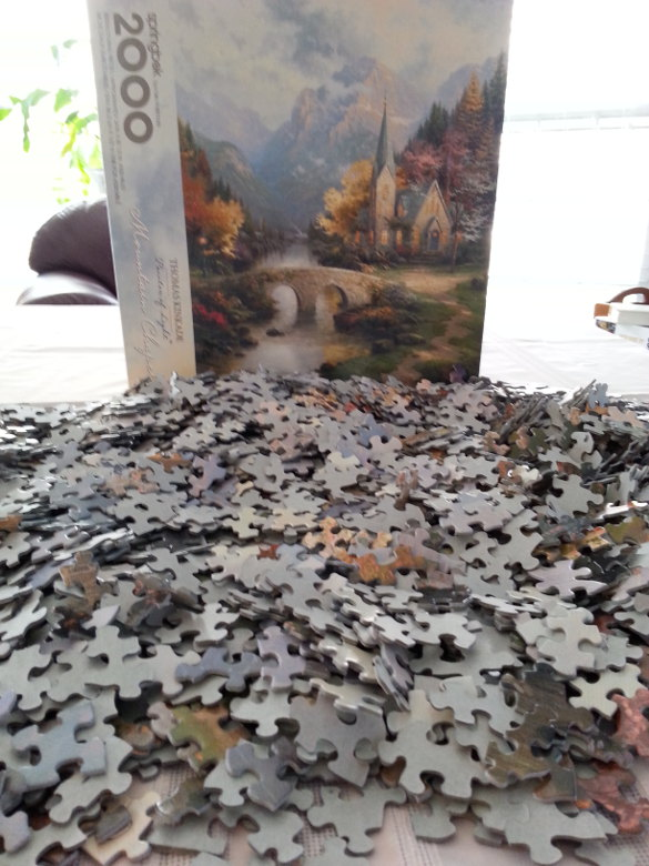 The Puzzle of Christmas