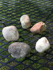 Five Little Stones