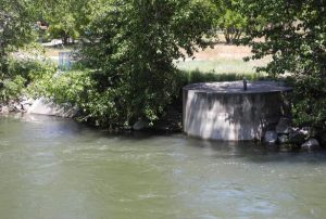 Boise River Water Intake
