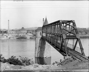 Cincinnati Water Intake 1906
