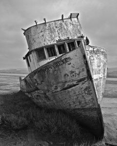 Social Media Shipwreck